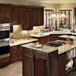 traditional-kitchen-cabinets 7